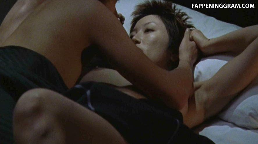 Harumi Inoue Nude