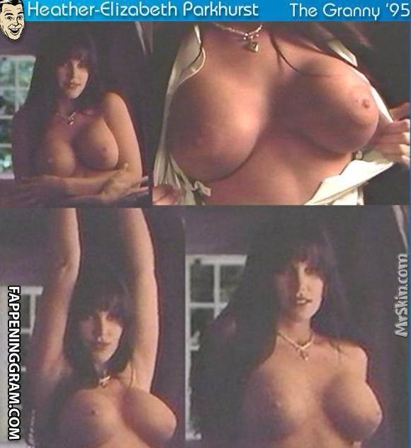 Maxine DeVille France  nackt