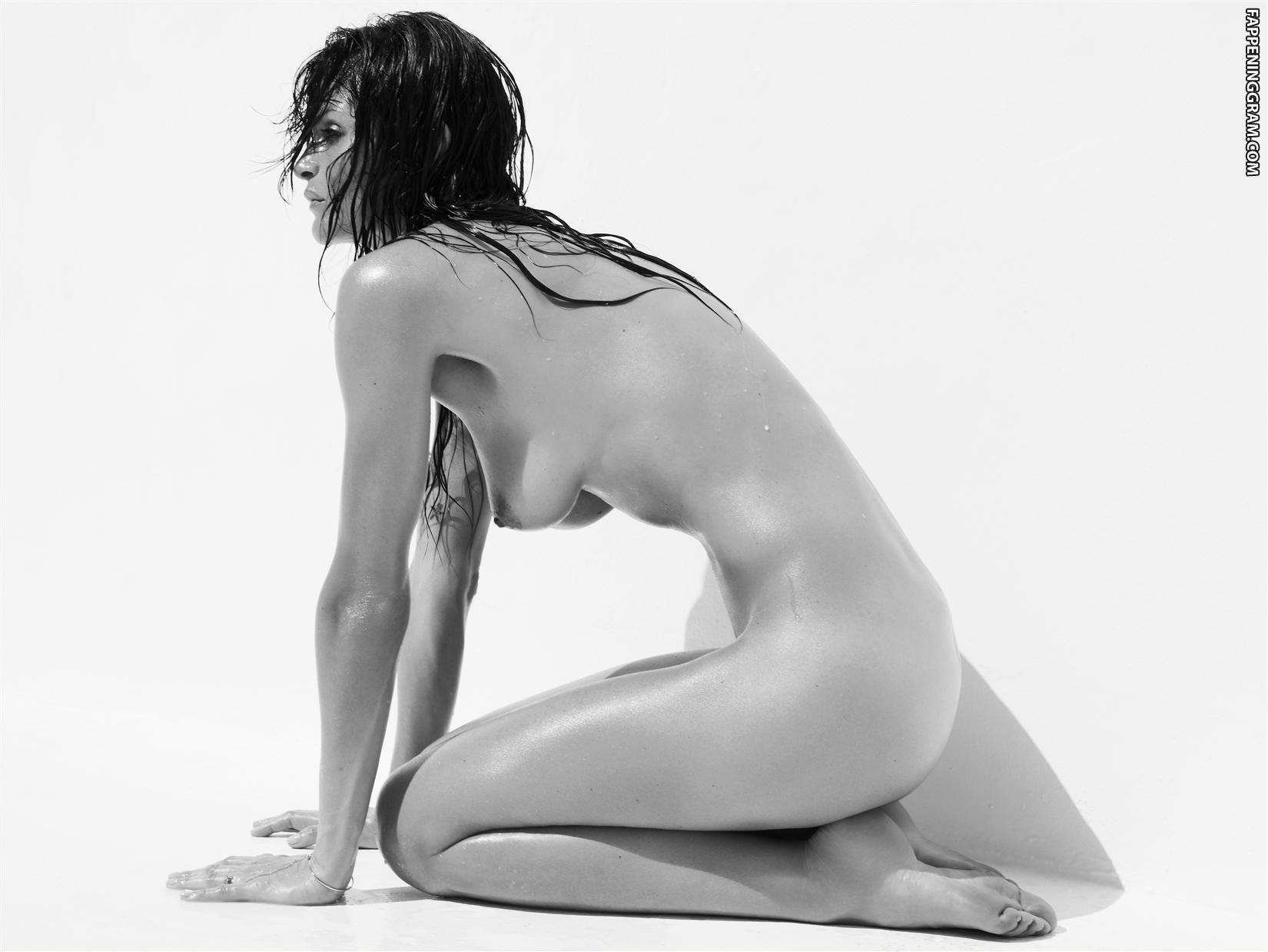 Marlene Marlow  nackt