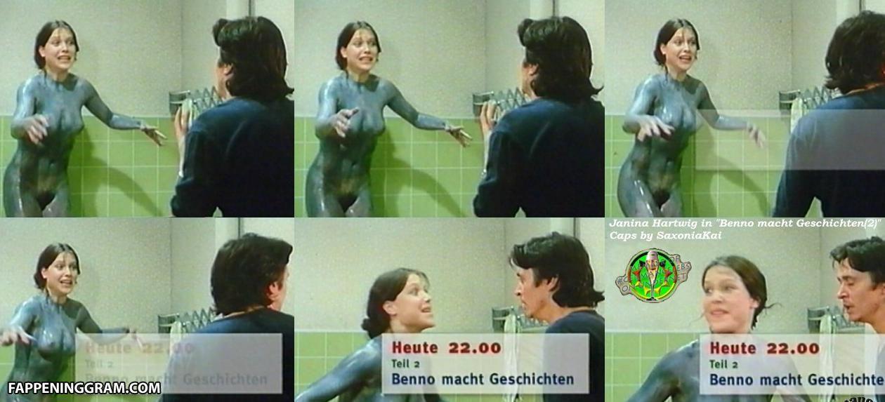 nackt Hartwig Janina Giulia
