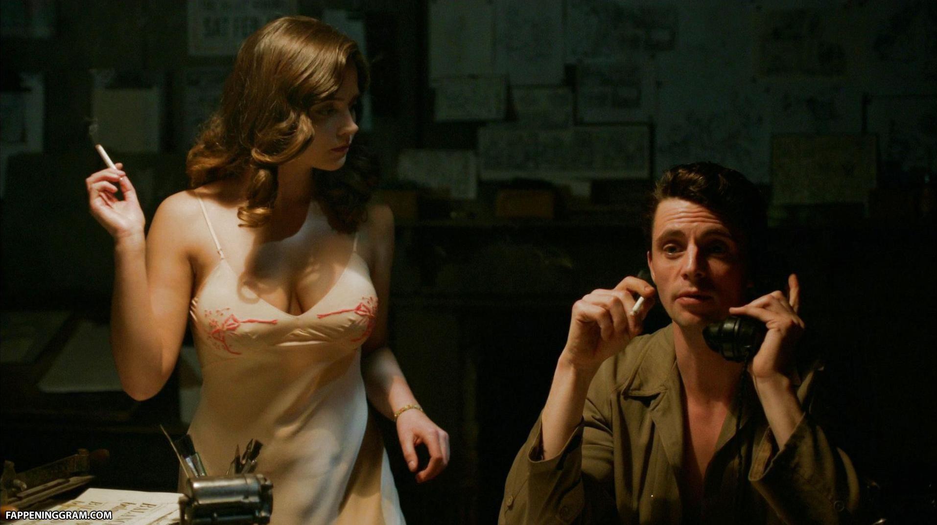 Topless jenna coleman Jenna