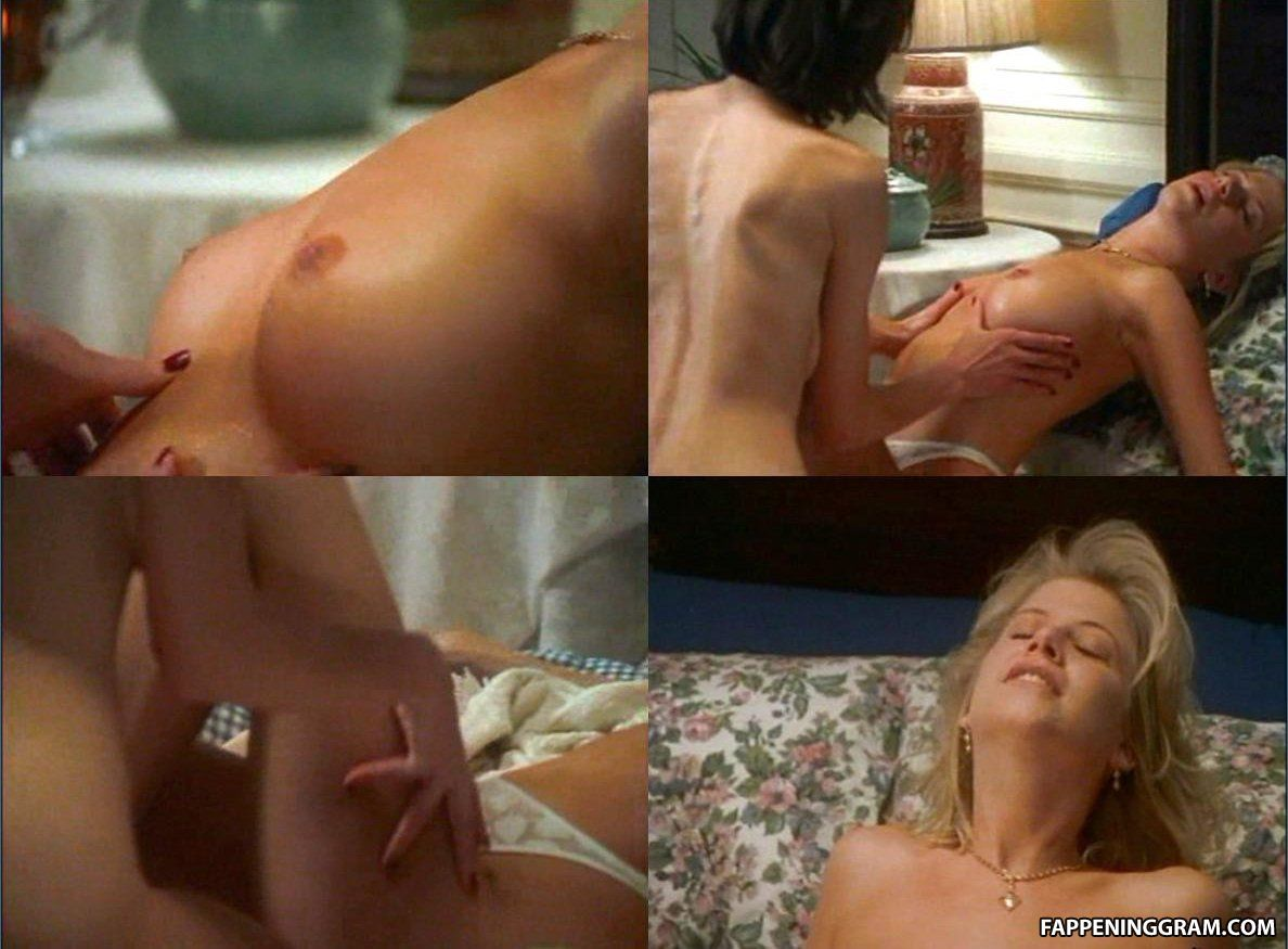 Jennifer Behr  nackt