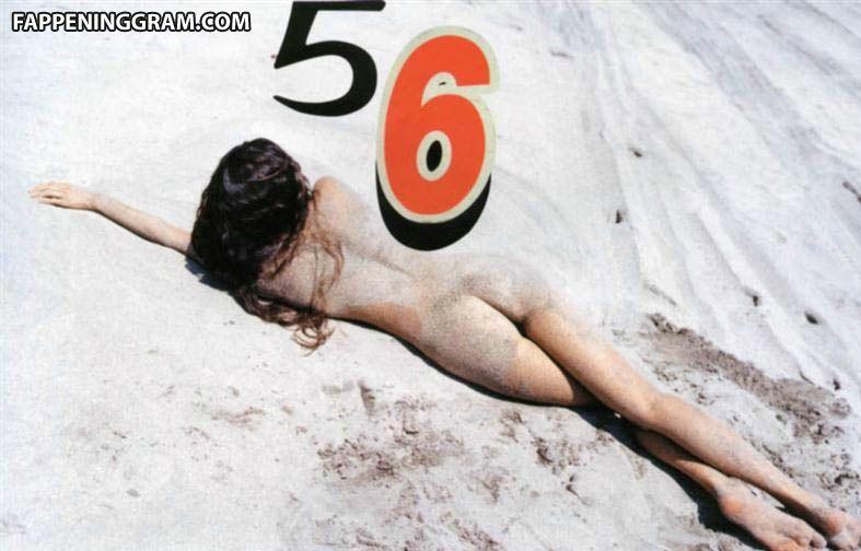 Jessica Michibata Nude