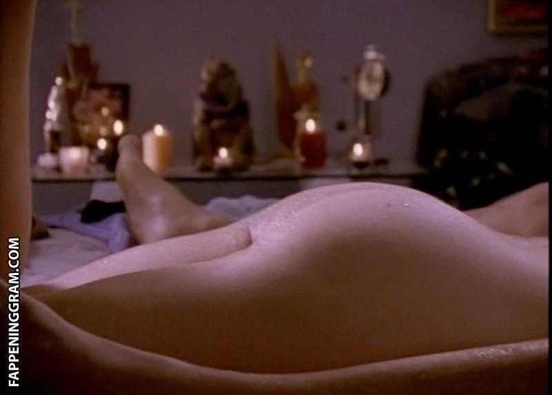 Jodie Fisher Breasts, Bush Scene In Dead By Dawn