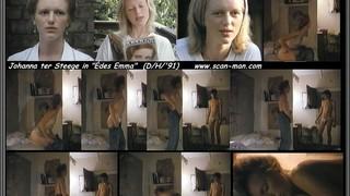 Johanna ter Steege Nude Leaks