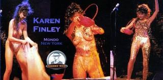 Karen Finley Nude Leaks