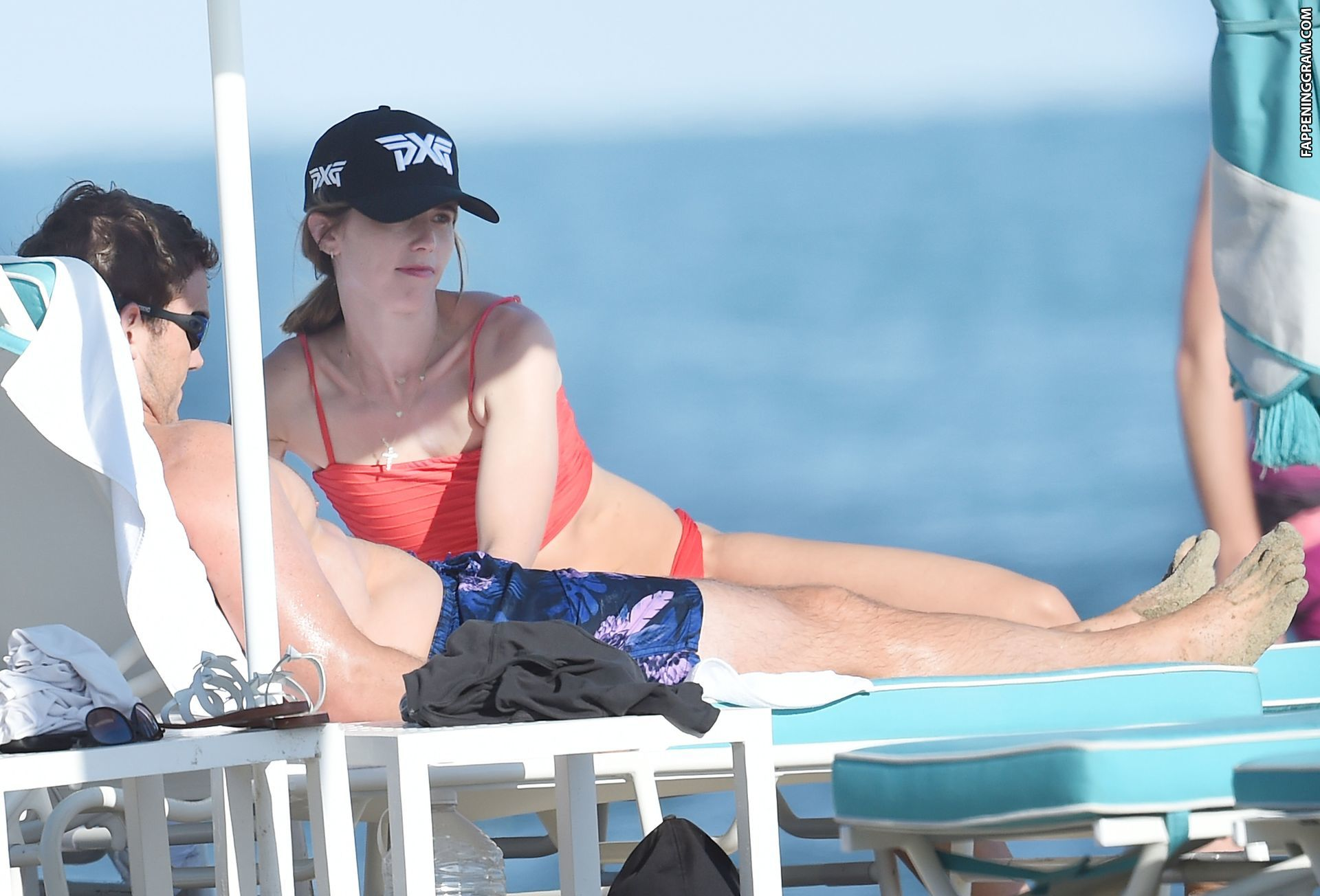 Nackt Katherine Schwarzenegger  Not So