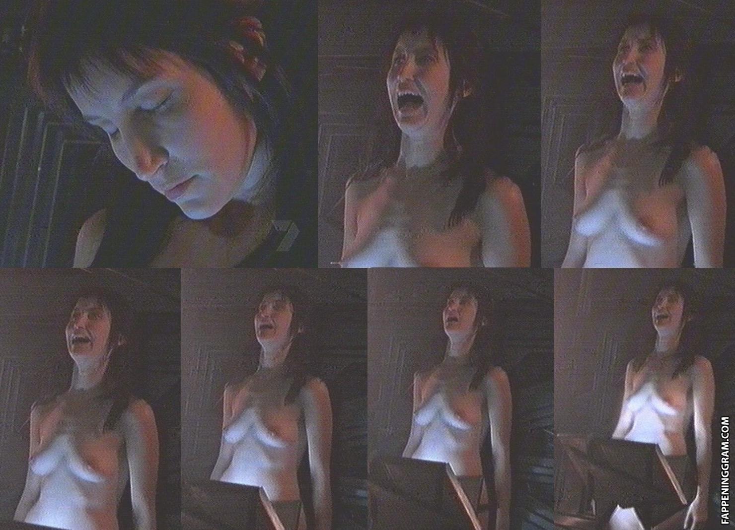 Nicole Leroux  nackt