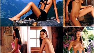 Strauss  nackt Kathrin Playboy Germany's