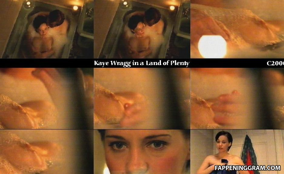 nackt Wragg Kaye The panic