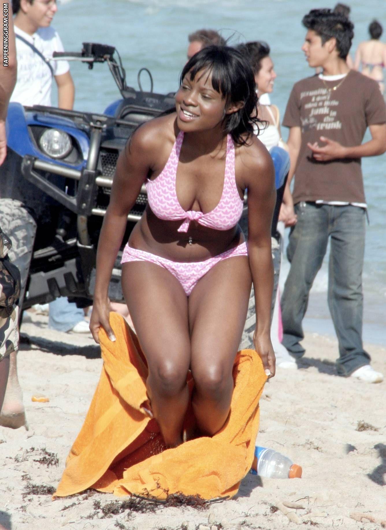 Keisha buchanan steals the spotlight