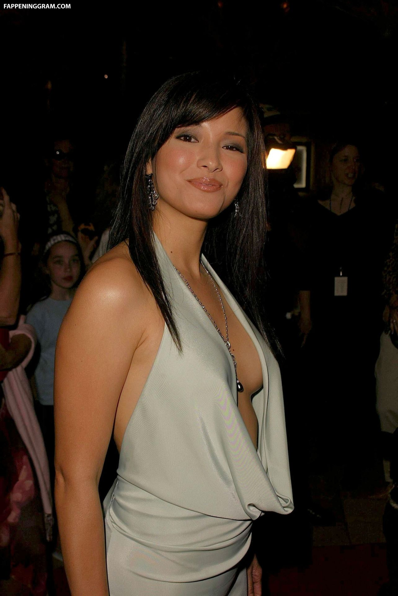 Kelly Hu Nude, Sexy, The Fappening, Uncensored - Photo