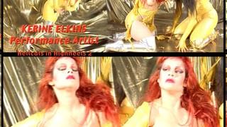 Nackt Kerine Elkins  SUPERSTARLET A.D.