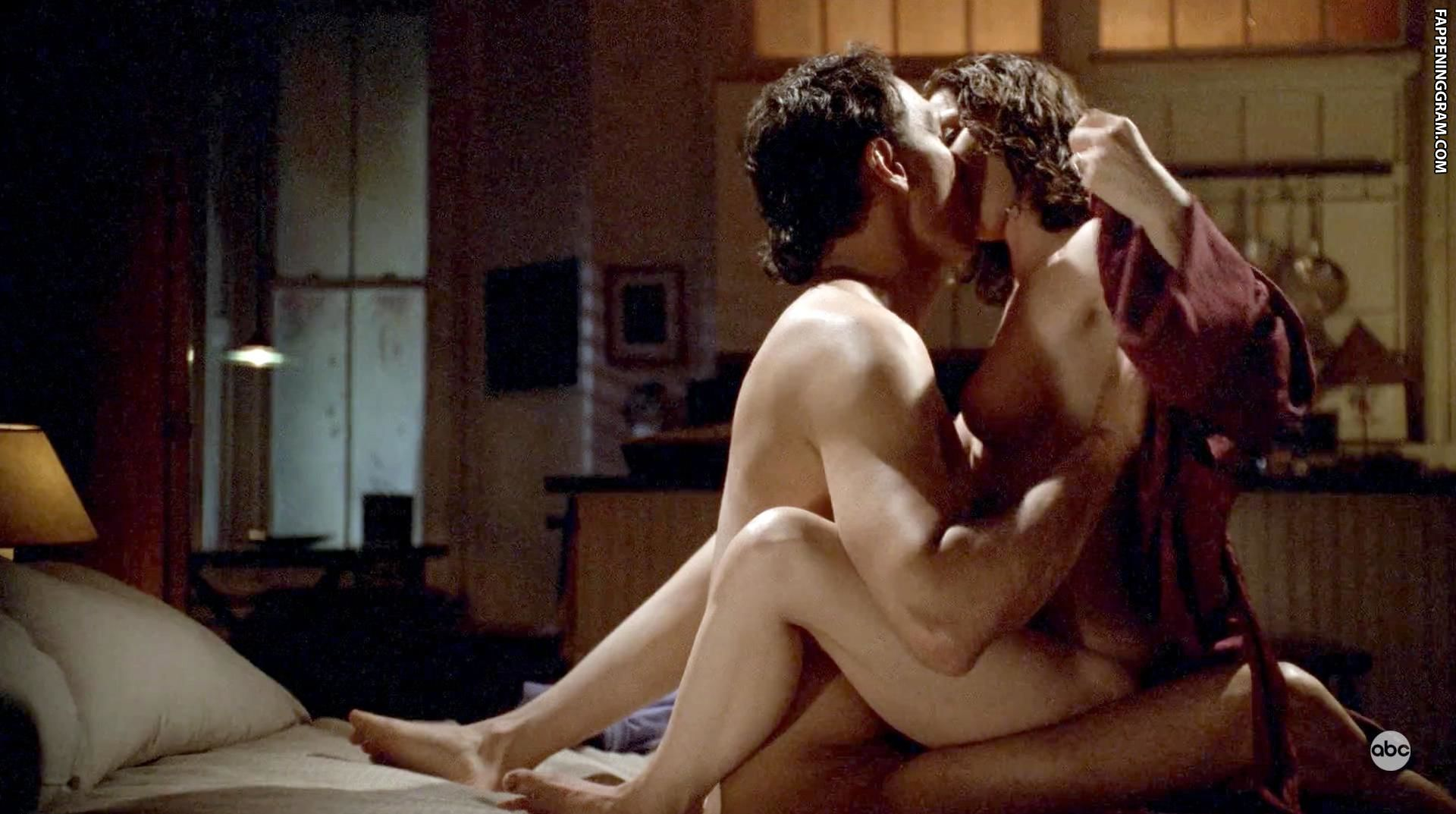 Kim delaney nude in the drifter