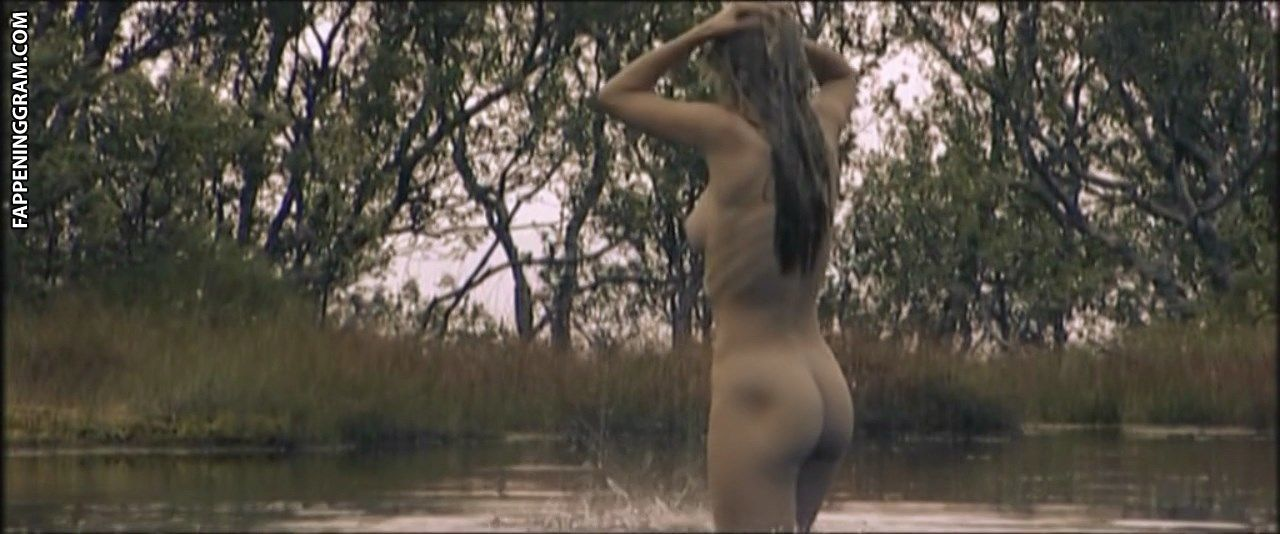 Kjersti Lid Gullvag Nude