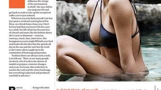 Lais Ribeiro Nude Leaks