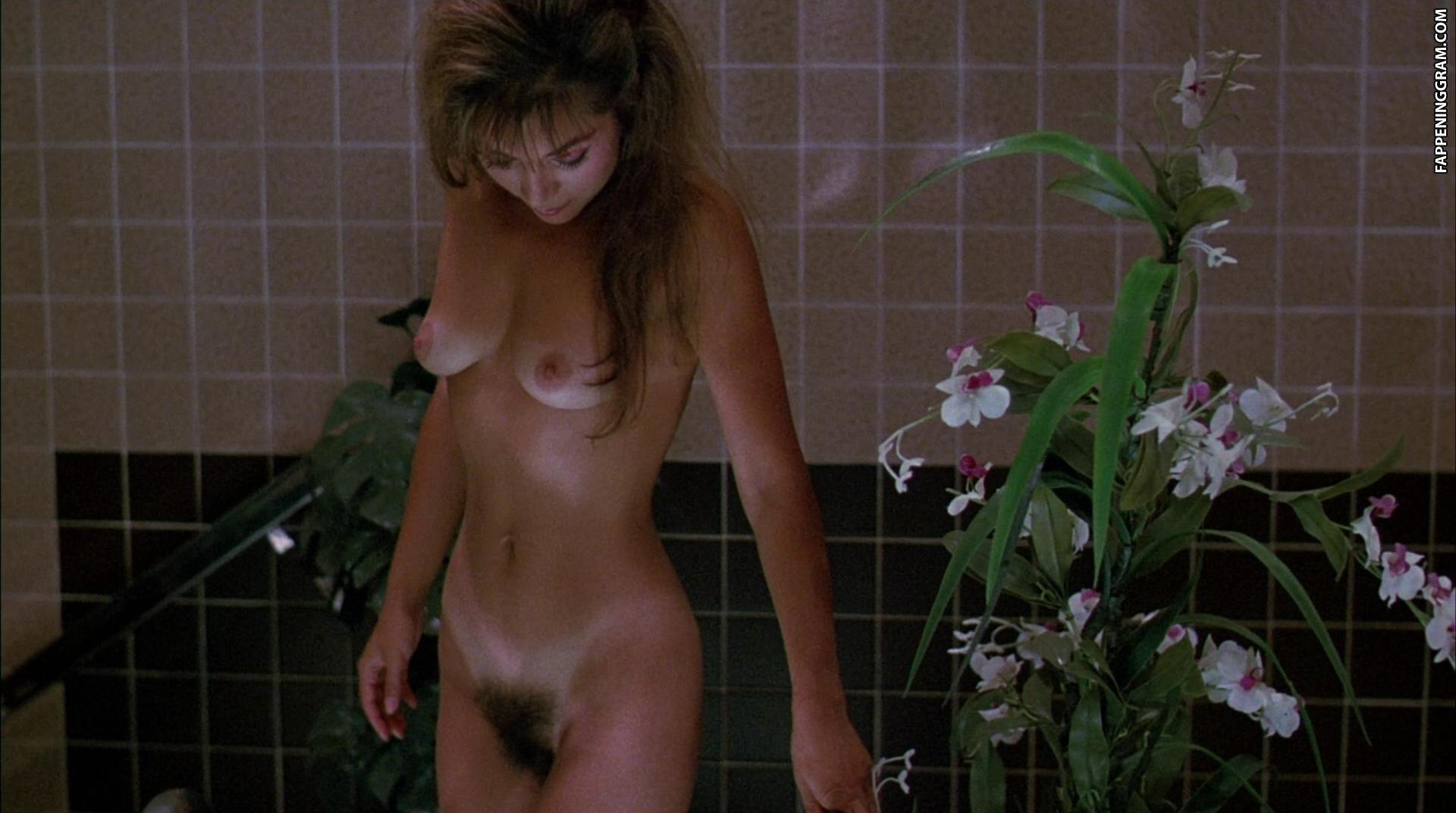 Jocelyne Zucco  nackt
