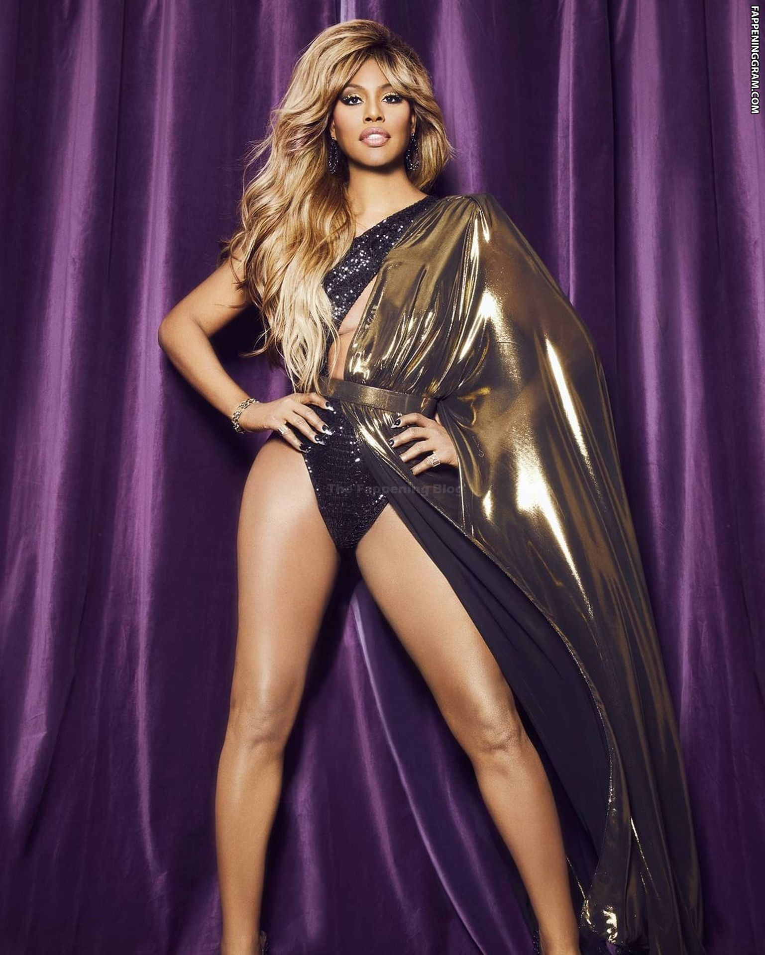 Laverne Cox Nude, Sexy, The Fappening, Uncensored - Photo