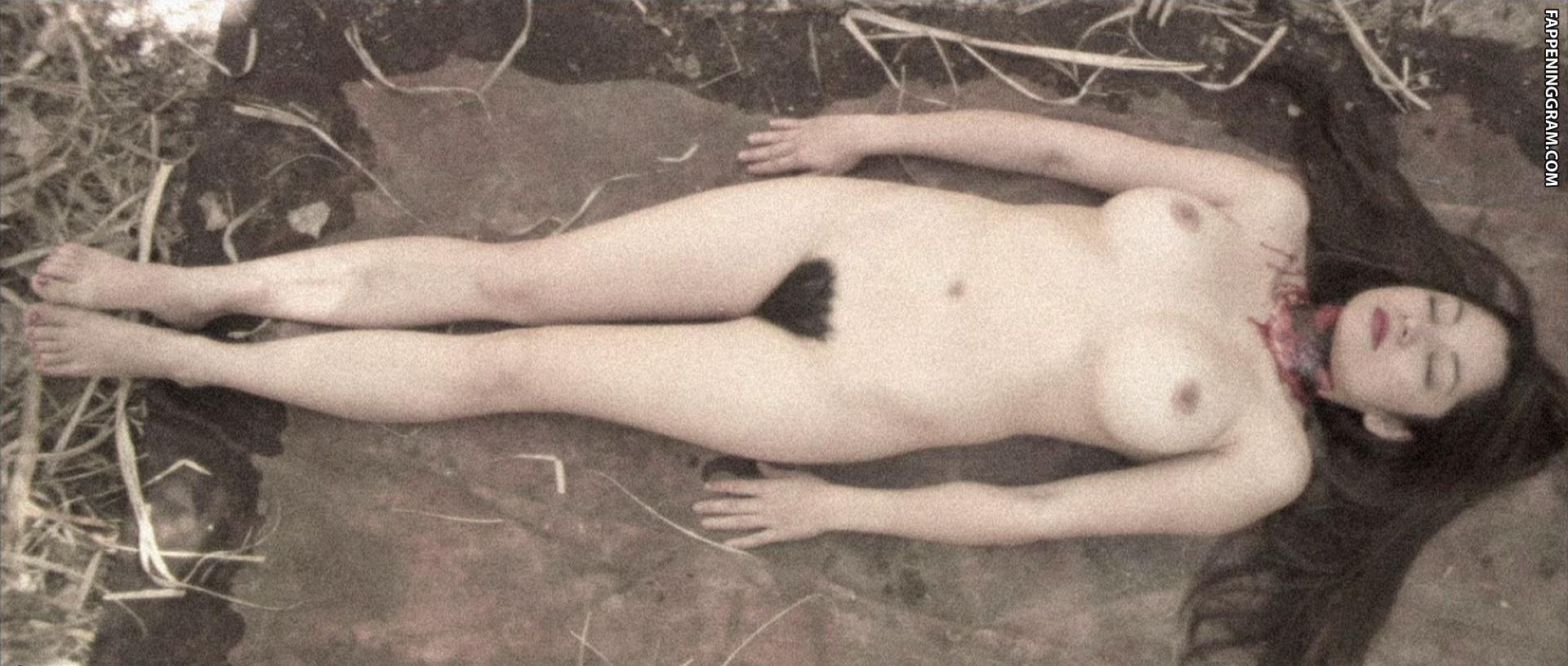Wencke Barfoed  nackt