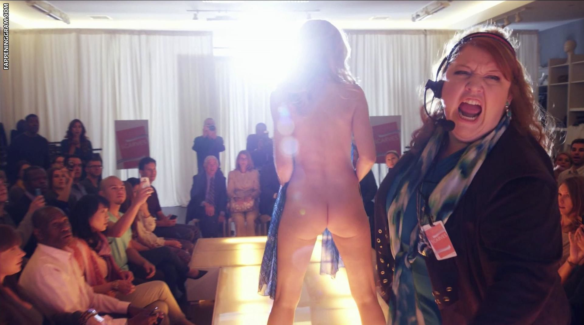 Leslie Bibbs Naked In The League