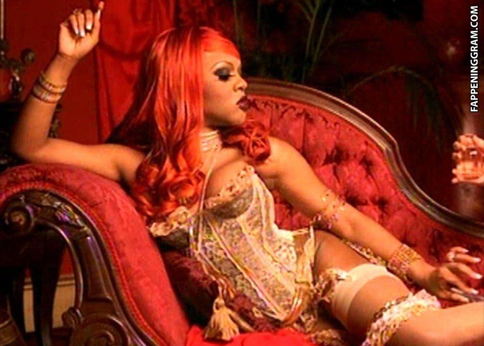 Lil Kim Notorious Picturenude Nude