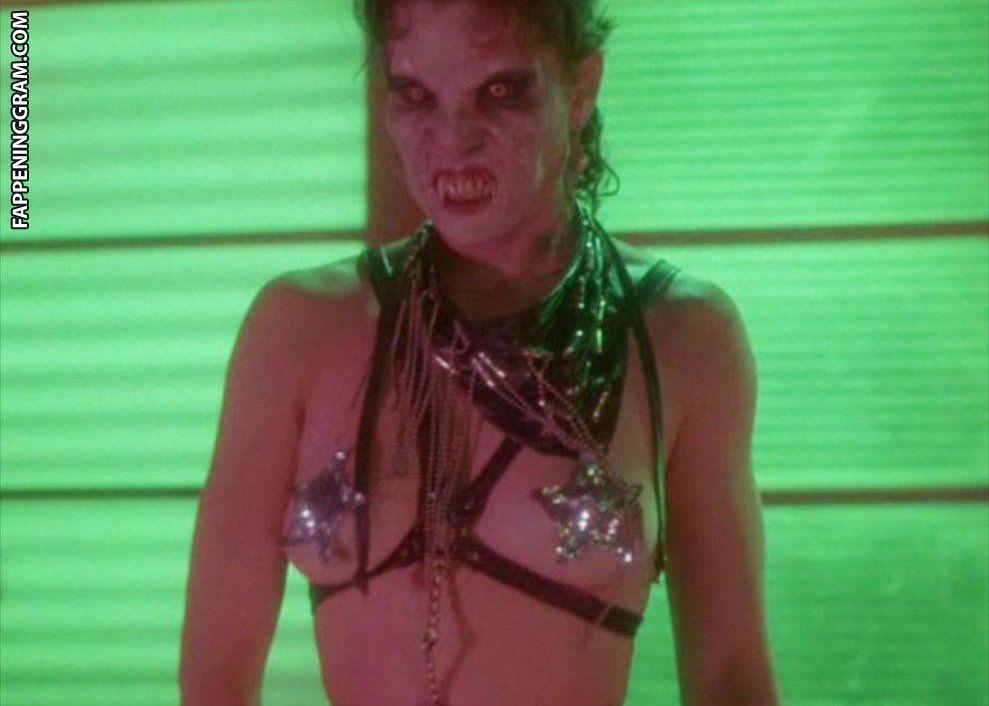 Nackt  Lisa Lyon Grace Jones,