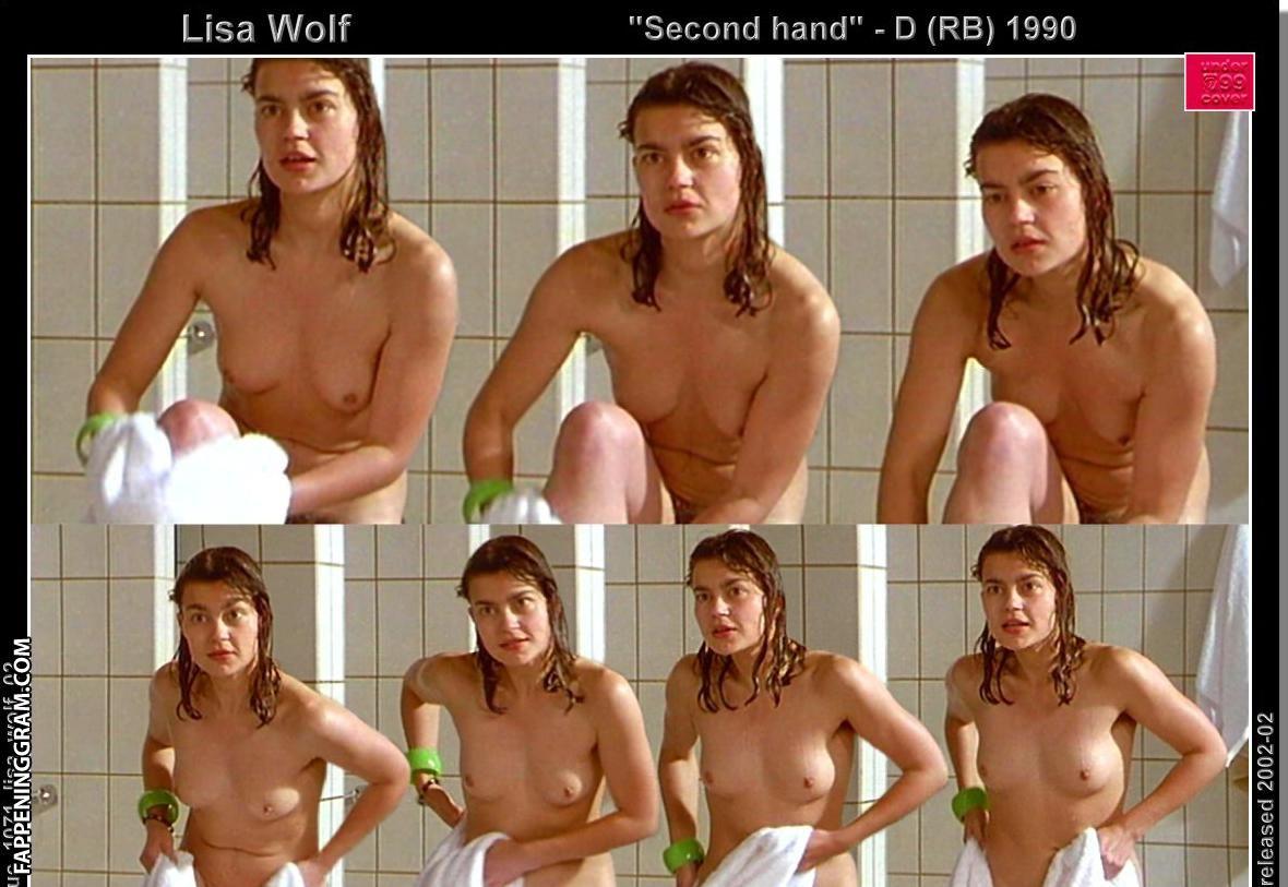 Lisa Nash  nackt
