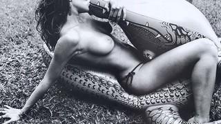 Luana Piovani Nude Leaks