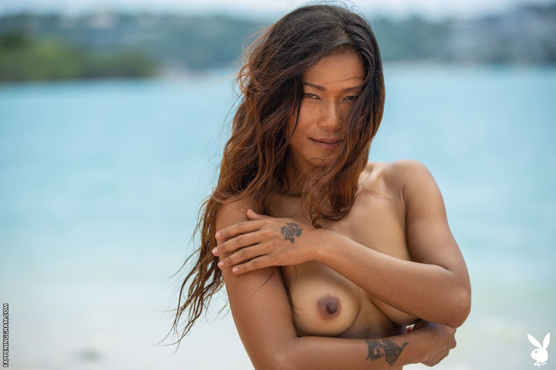 Margit Schwarzer  nackt