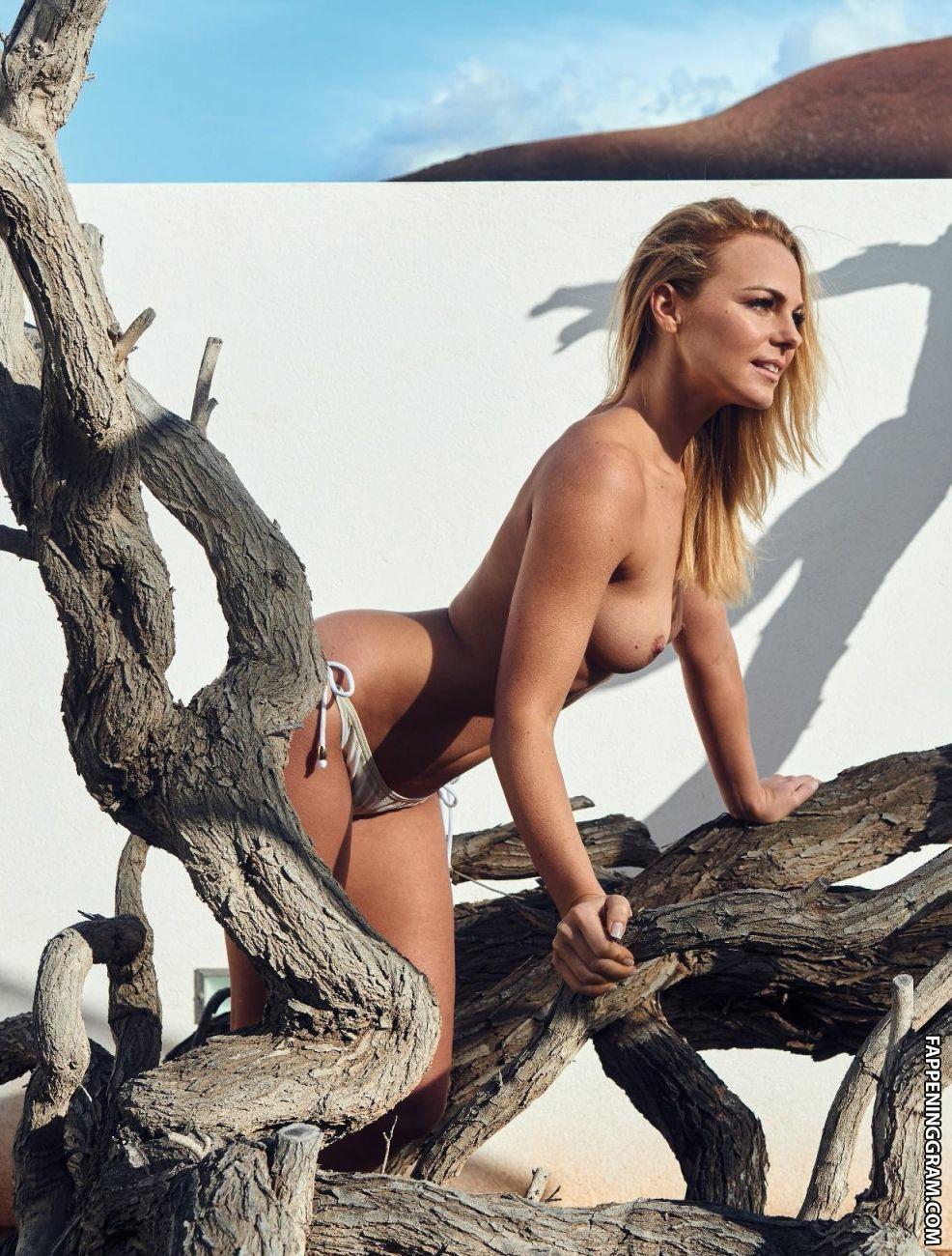 Nackt Celine Bethmann  céline bethmann