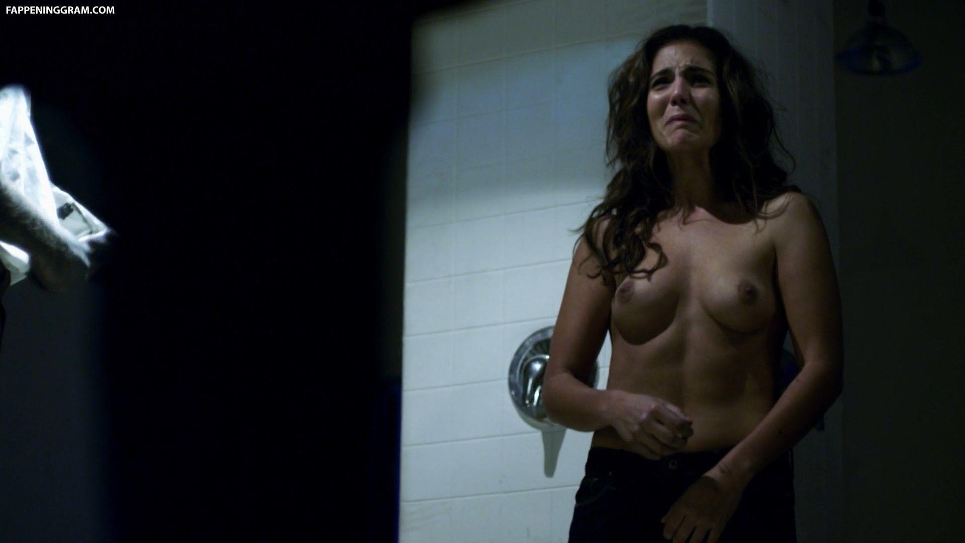 Maria Pallas  nackt