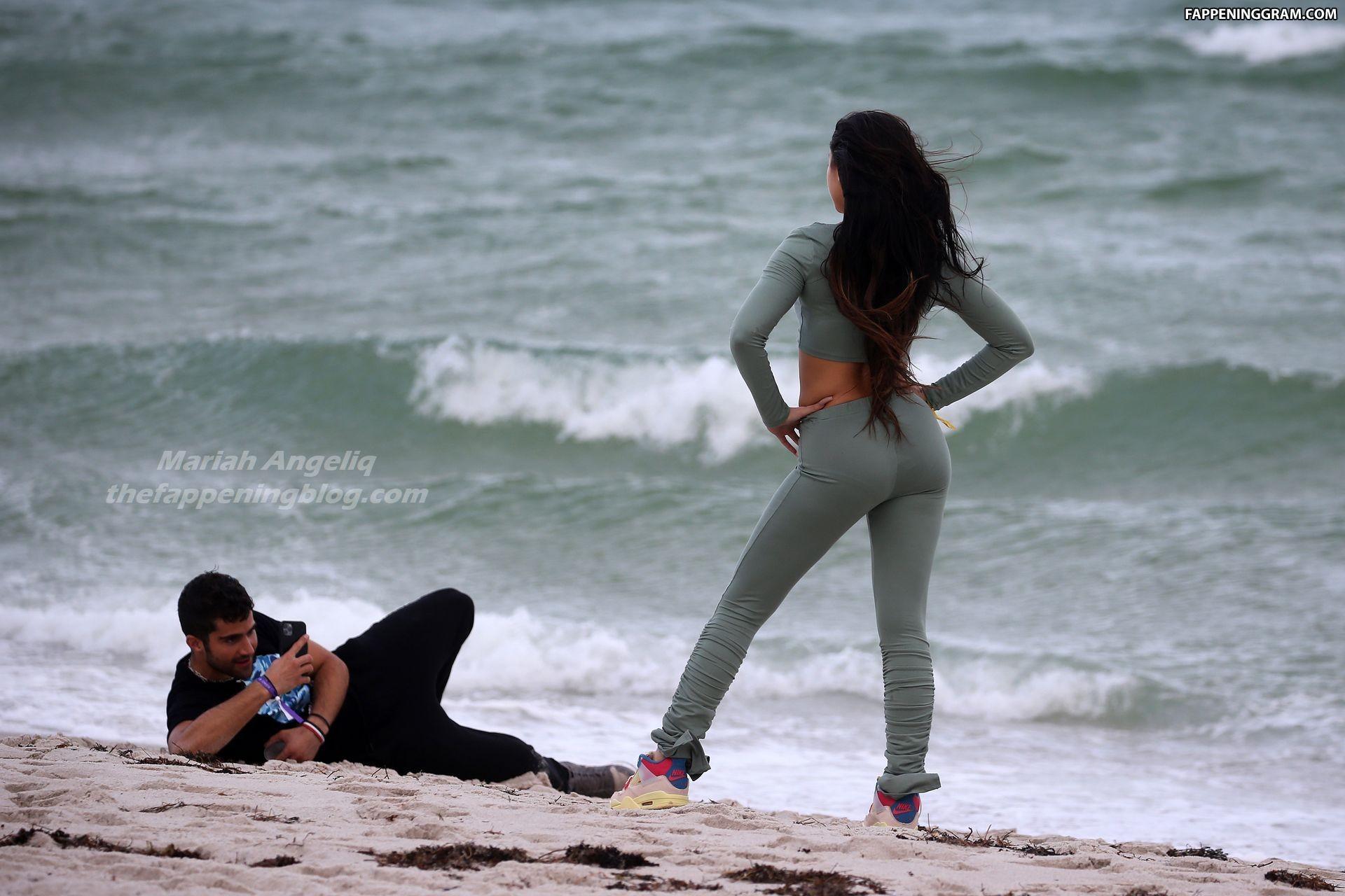 Mariah Angeliq Nude