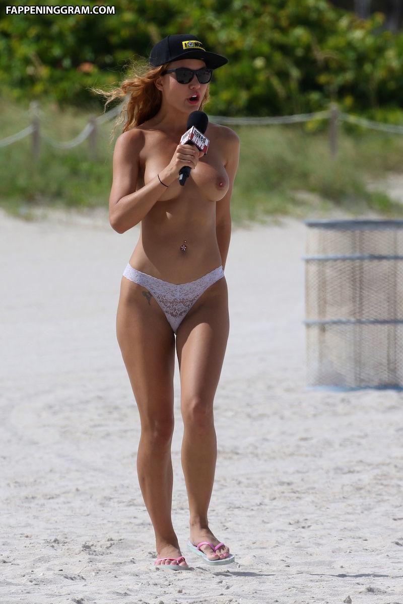 Marina Valmont Nude