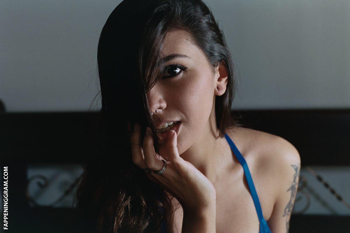 Marjorie Monteiro  nackt
