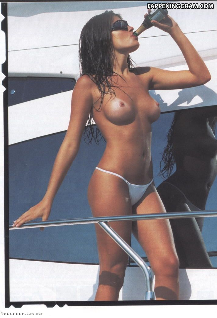 Maryeva Oliveira  nackt