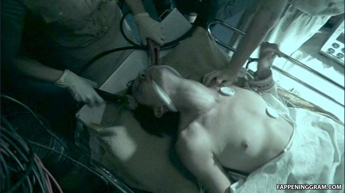Megan Lee Ethridge  nackt