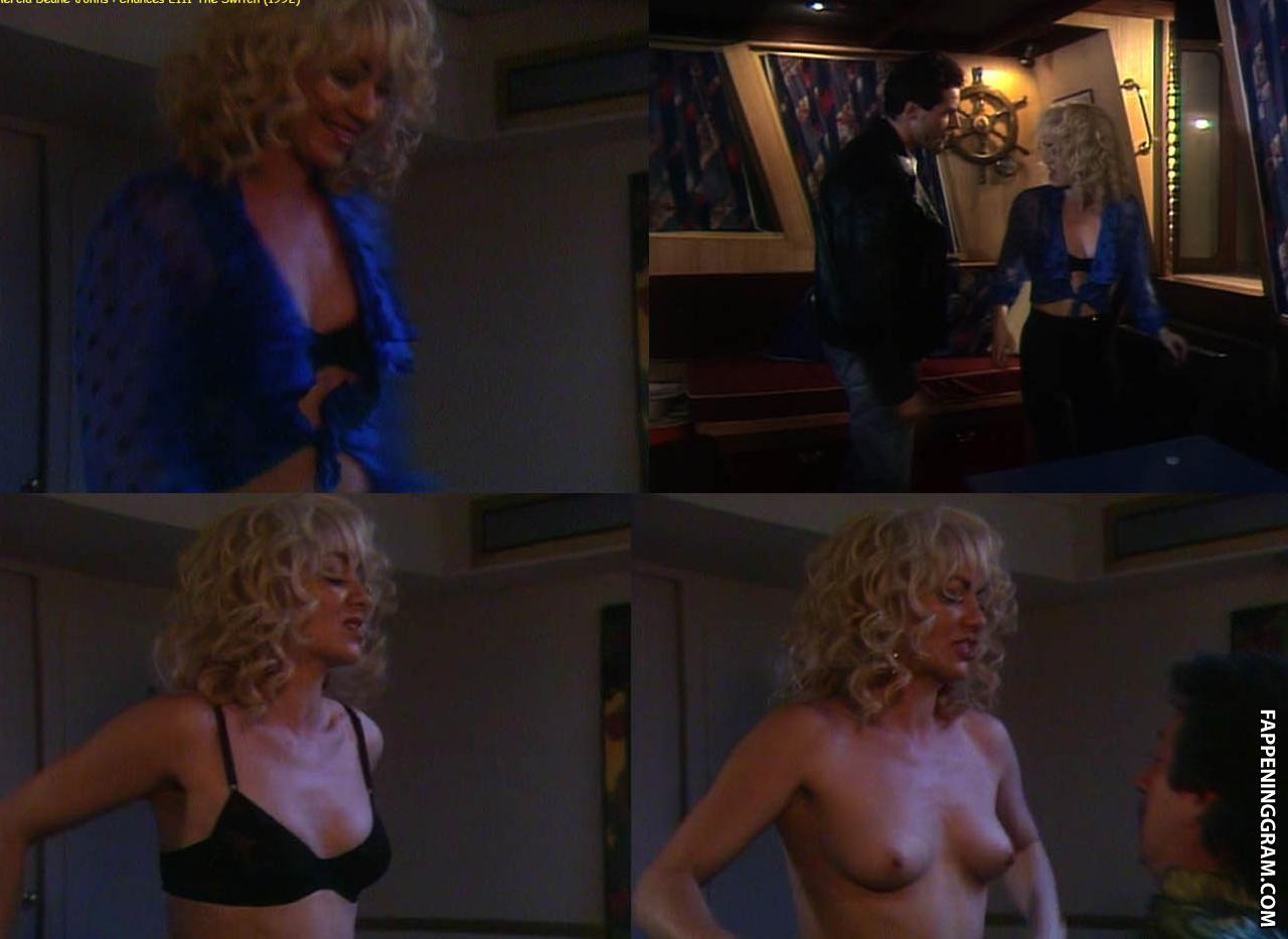 Mercia Deane-Johns Nude