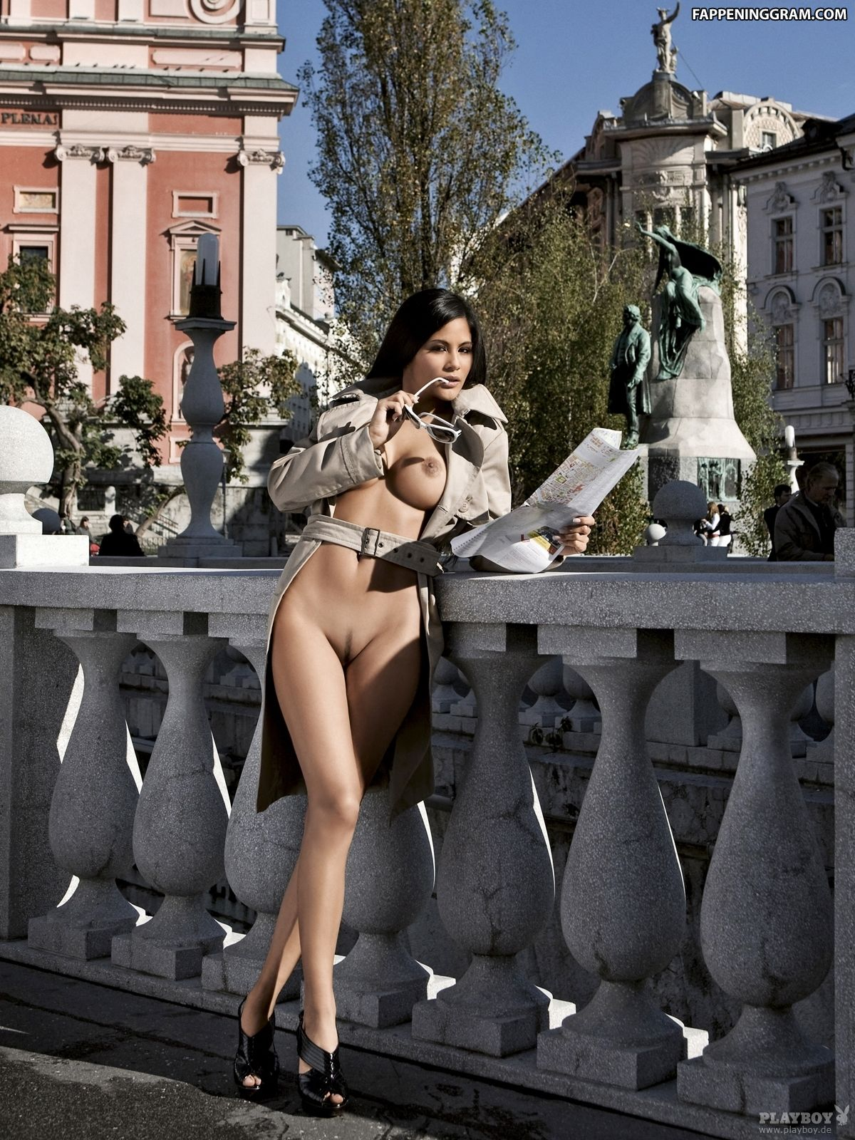 Diana Valentien  nackt