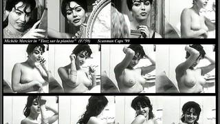 Michèle Mercier Nude Leaks