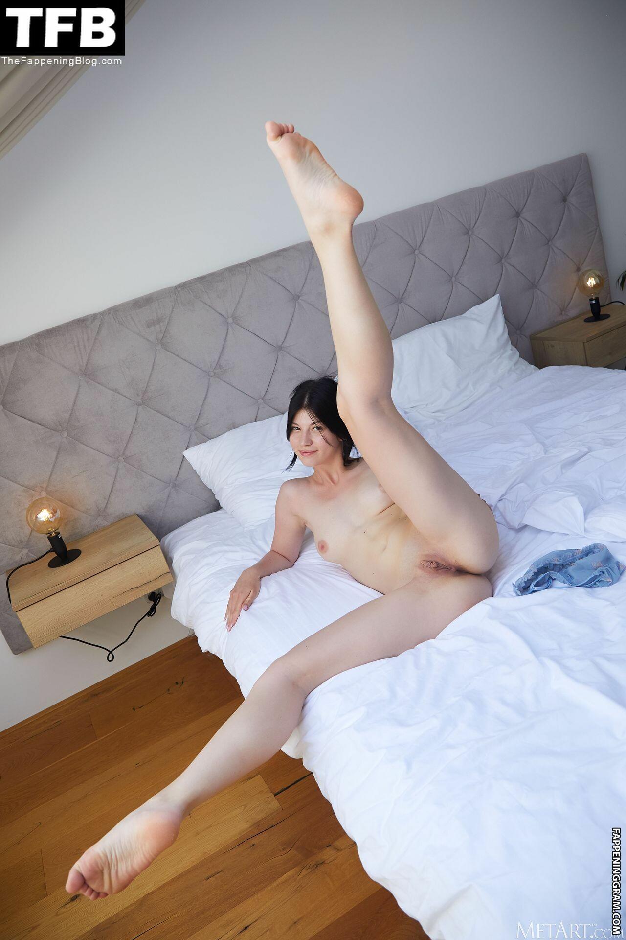 Nessie Blue Nude