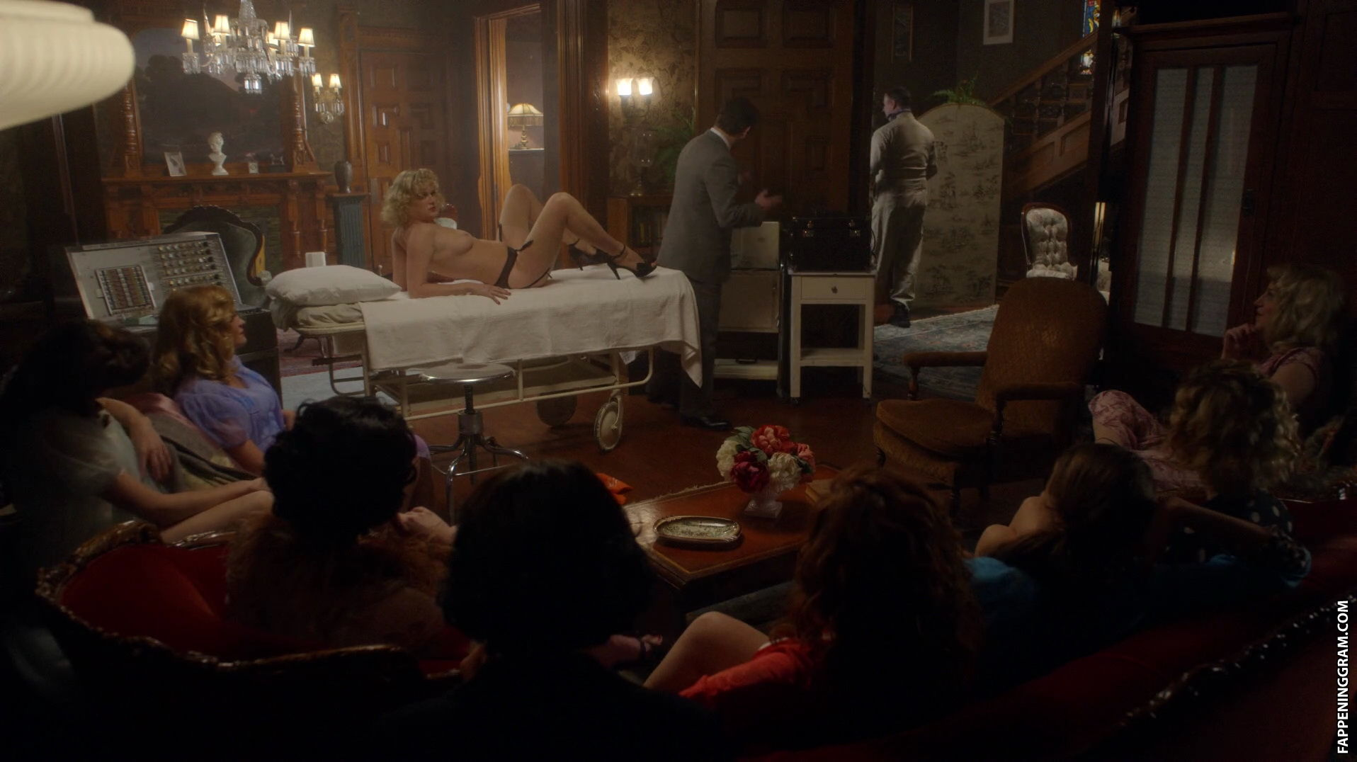 Nicholle Tom Nude In A Compilation Of
