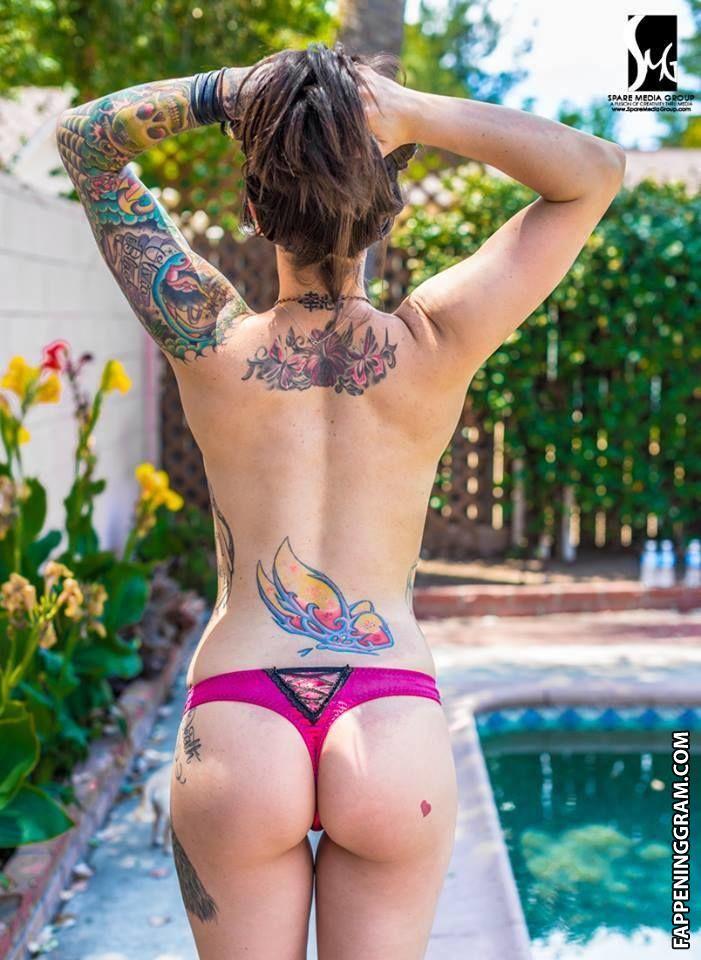 Olivia Black  nackt