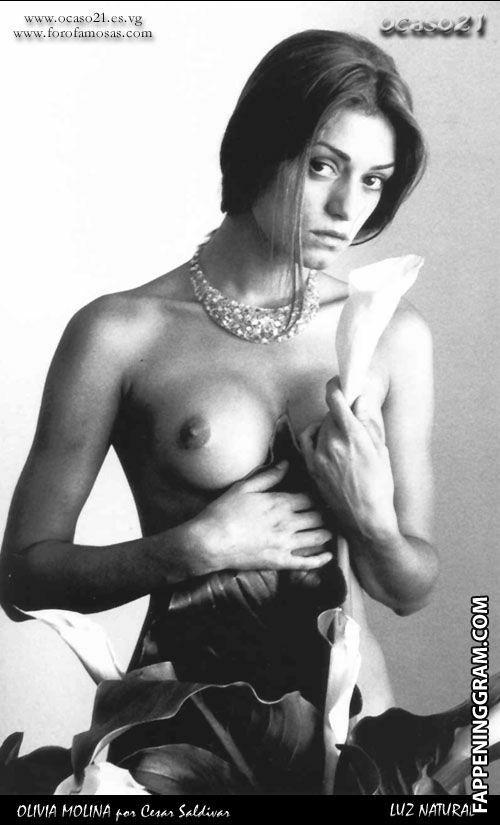 Nackt Olivia Molina  Olivia molina