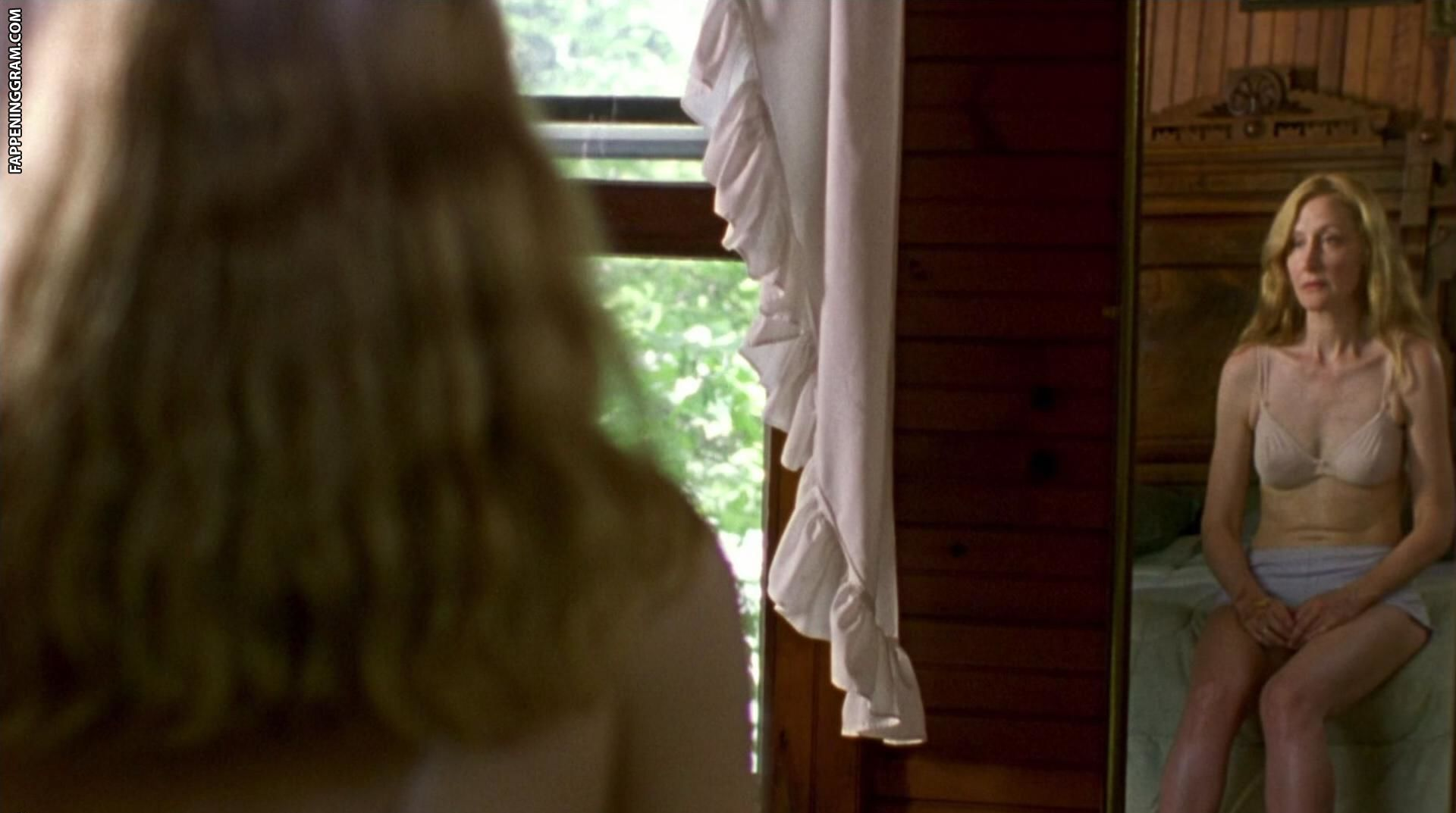 Patricia Clarkson Doesn't Mind Taking Her Top Off