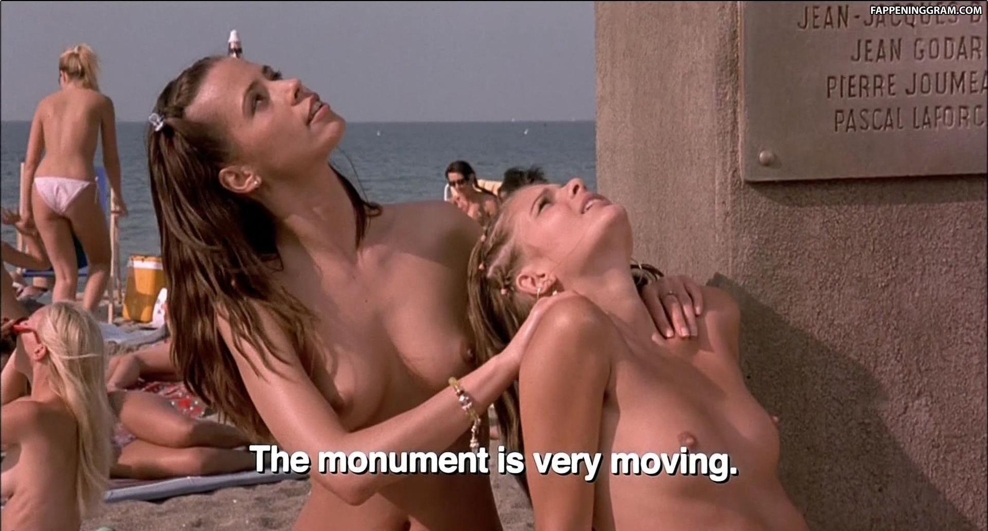 Michelle Trachtenberg Nude In Eurotrip