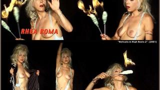 Rhea Roma Nude Leaks