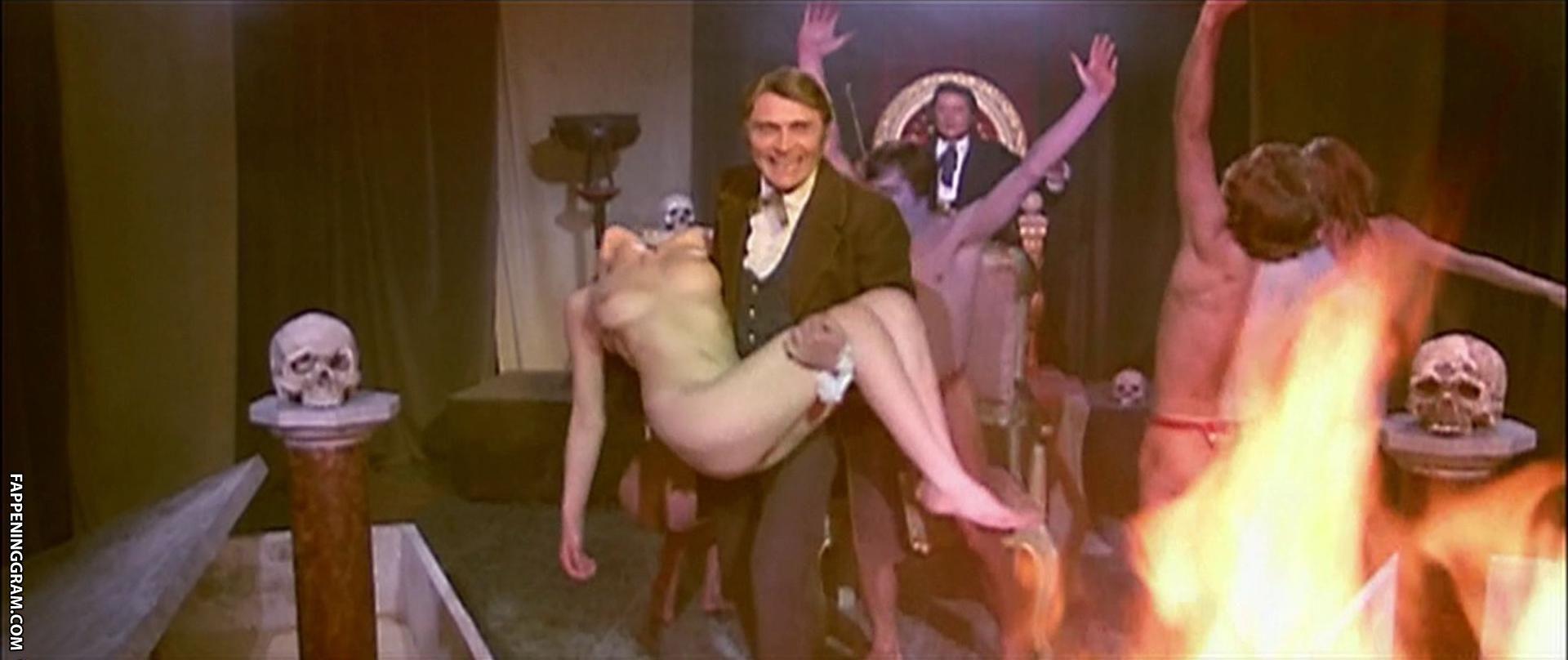 Black magic rites nude scenes aznude