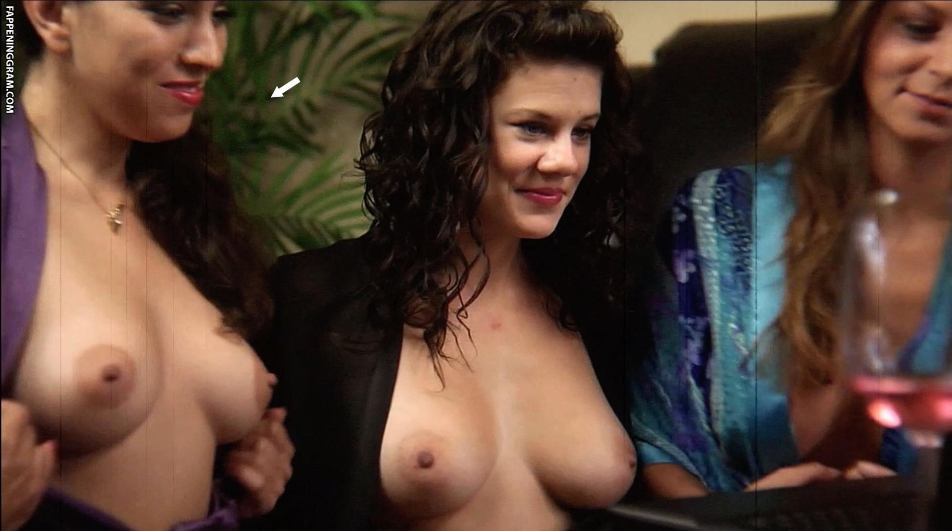 Meredith Scott Lynn  nackt
