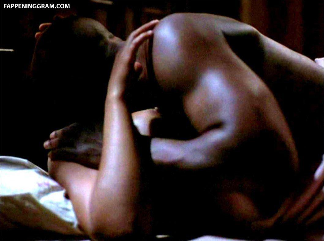 Sanaa lathan sex scene in nip tuck