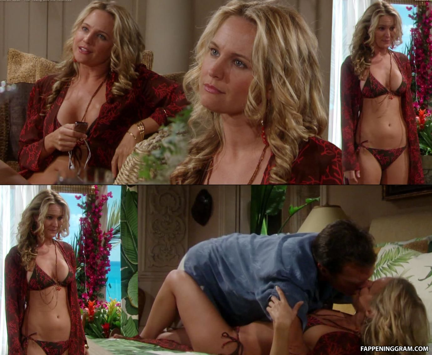 Sharon Case Nude In The Young And The Restless